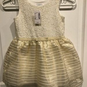 Childrens Place Party Dress Size 4t
